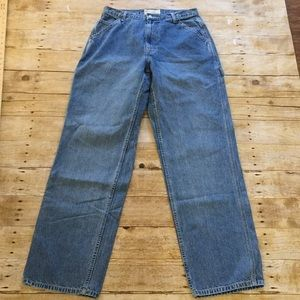 AE Supply Co Carpenter Work Jeans Size 32 x 34